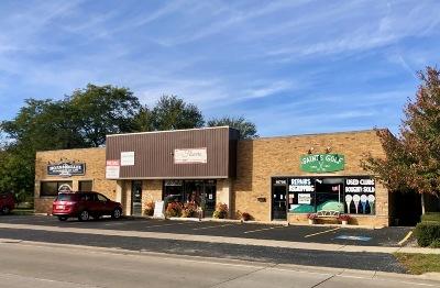 Tinley Park, Orland Park Commercial For Sale: 6811 167th Street