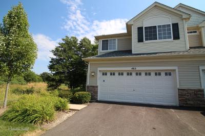 Gilberts Condo/Townhouse For Sale: 485 Telluride Drive