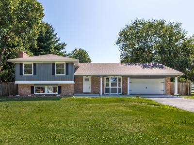 Batavia Single Family Home For Sale: 604 Carriage Drive