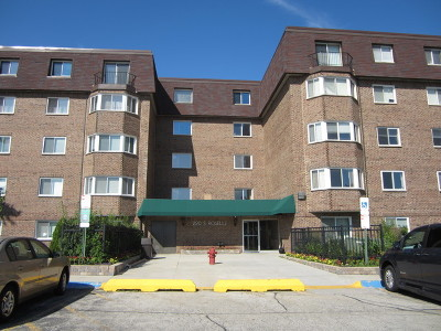 Schaumburg Condo/Townhouse For Sale: 220 South Roselle Road #403
