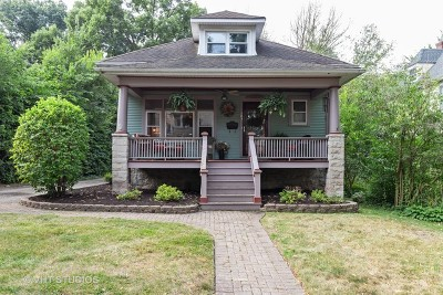 Riverside Single Family Home New: 103 Pine Avenue