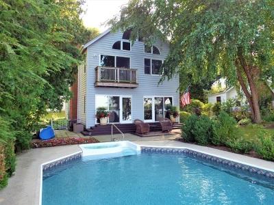 Johnsburg Single Family Home For Sale: 4114 Pitzen Road