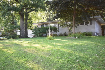 McHenry Single Family Home Price Change: 1008 Oakleaf Avenue