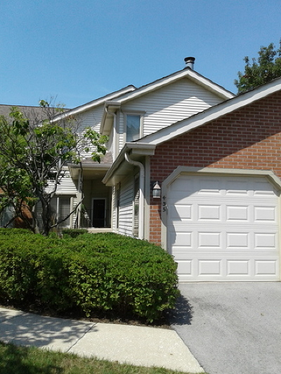 Hinsdale Condo/Townhouse For Sale: 435 58th Place #3A