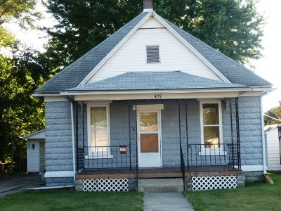 Clinton Single Family Home For Sale: 409 North Maple Street