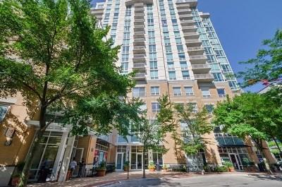 Condo/Townhouse For Sale: 1640 Maple Avenue #1101