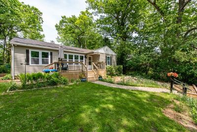 Lake Villa Single Family Home For Sale: 21842 West 1st Street