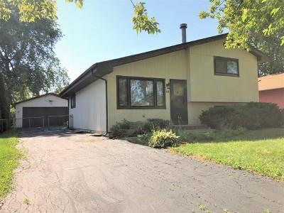 Wood Dale Single Family Home Price Change: 386 Pine Avenue
