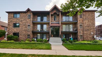 La Grange Condo/Townhouse For Sale: 17 North Madison Avenue #9