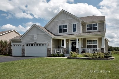 Huntley Single Family Home New: 11760 Fitzgerald Lane