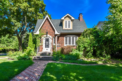 Du Page County Single Family Home For Sale: 175 Forest Avenue