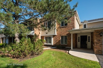 Willowbrook Condo/Townhouse Contingent: 740 Cherrywood Lane #C