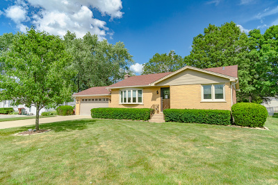 Frankfort Single Family Home For Sale: 255 North Locust Street