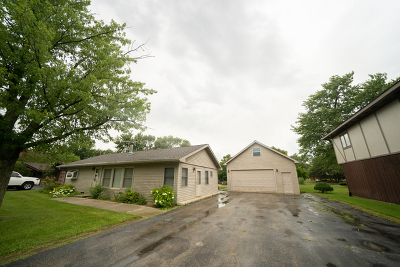 Wilmington Single Family Home For Sale: 8680 East Mallard Lane