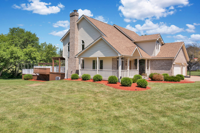Spring Grove Single Family Home For Sale: 2506 Amanda Drive