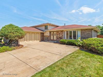 Orland Park Single Family Home Price Change: 14147 Garavogue Avenue