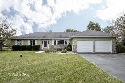 Hampshire Single Family Home Contingent: 47w155 Briarwood Lane