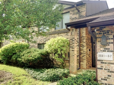Lisle Condo/Townhouse Price Change: 2257 Christian Lane #2-D