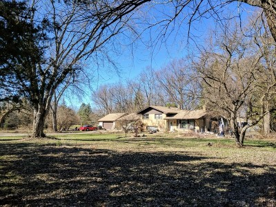 Du Page County Single Family Home For Sale: 27w110 80th Street