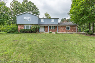 Frankfort Single Family Home For Sale: 820 Stuart Circle