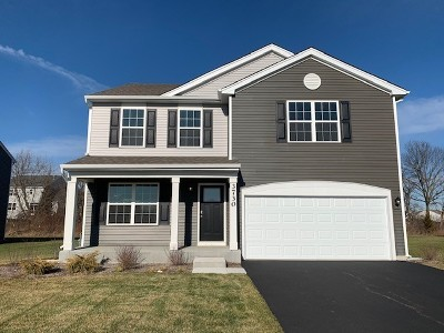 McHenry Single Family Home For Sale: 3730 Doherty Lane
