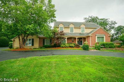 Burr Ridge Single Family Home For Sale: 117 Surrey Lane
