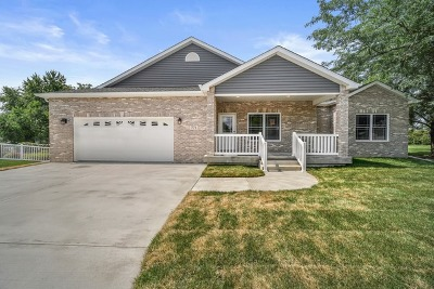 Bourbonnais Single Family Home For Sale: Lot 99 Lewis Drive