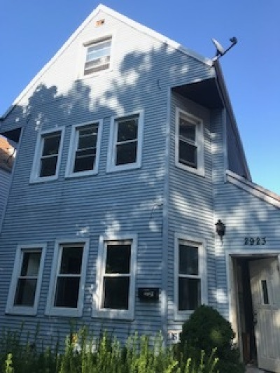 Multi Family Home Price Change: 2923 North Avers Avenue