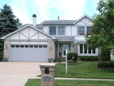 Elk Grove Village Single Family Home For Sale: 1235 Chester Lane