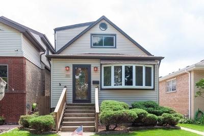 Jefferson Park Single Family Home For Sale: 5363 North Lynch Avenue