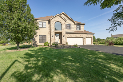 Algonquin Single Family Home For Sale: 10 Wintergreen Court