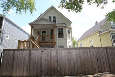 Multi Family Home For Sale: 4135 North St Louis Avenue