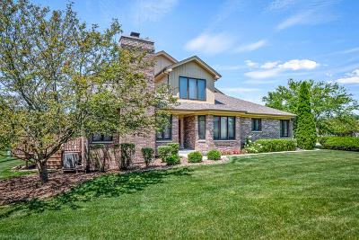 Frankfort Condo/Townhouse For Sale: 10473 Brookridge Creek Drive