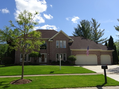 St. Charles Single Family Home For Sale: 601 Steeplechase Road