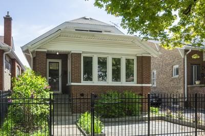Jefferson Park Single Family Home For Sale: 5107 North Menard Avenue