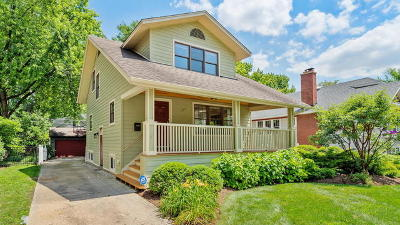 La Grange Single Family Home Price Change: 421 South Kensington Avenue