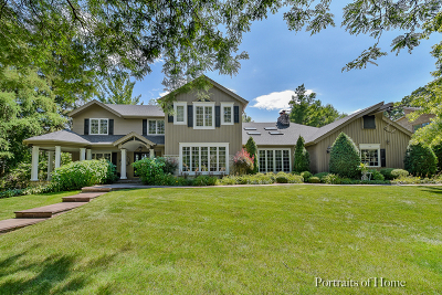 Wheaton Single Family Home For Sale: 510 Robinwood Lane