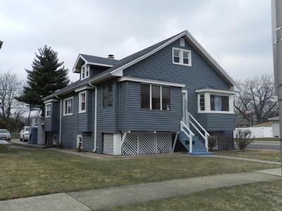 Oak Lawn Single Family Home For Sale: 9302 Sproat Avenue