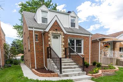 Jefferson Park Single Family Home Price Change: 5049 North Melvina Avenue