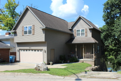 Kankakee Single Family Home For Sale: 741 North River Drive