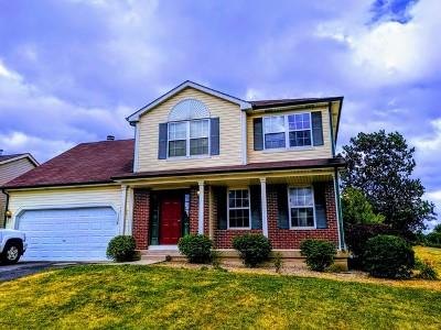 Dekalb Single Family Home For Sale: 1334 Sunflower Drive