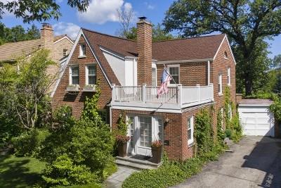 Glencoe Single Family Home For Sale: 399 Jackson Avenue