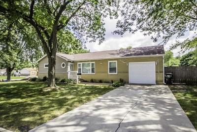 Hoffman Estates Single Family Home For Sale: 245 Bradley Lane