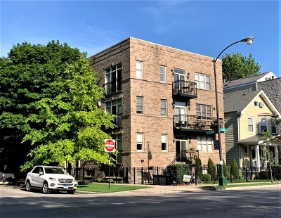 Condo/Townhouse For Sale: 1947 West Fletcher Street #PH