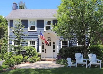Wilmette Single Family Home For Sale: 2000 Beechwood Avenue
