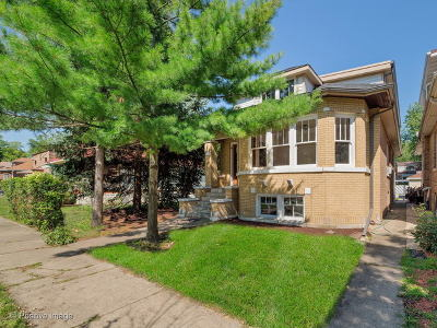 Brookfield Single Family Home For Sale: 3725 Madison Avenue