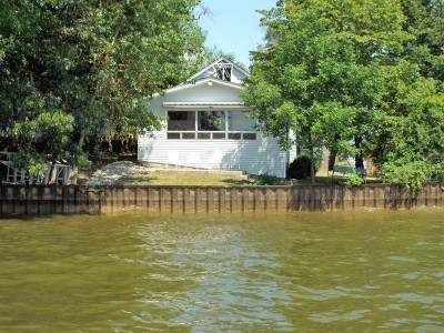 McHenry Single Family Home Price Change: 14 Coon Island