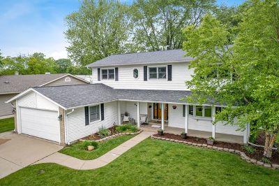 Elk Grove Village Single Family Home Contingent: 561 Northampton Circle
