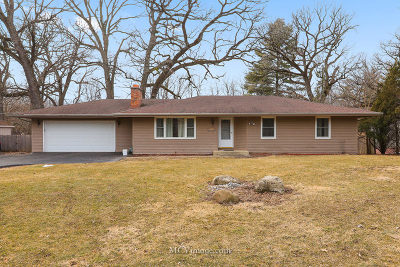 Lisle Single Family Home For Sale: 5508 Riverview Drive