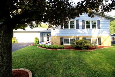 Woodridge Single Family Home Price Change: 6729 Wainwright Drive